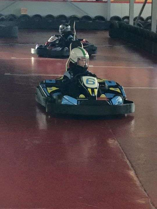 The Experience  - Go Karting