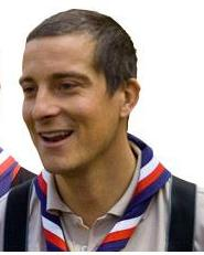 Bear Grylls takes over as new Chief Scout