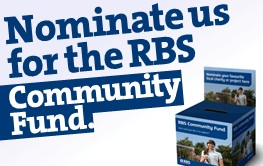 RBS Community Fund - Nominate the 145th Today!!!
