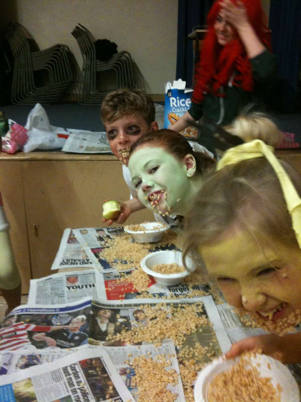 Beaver, Cub & Scout Halloween Parties